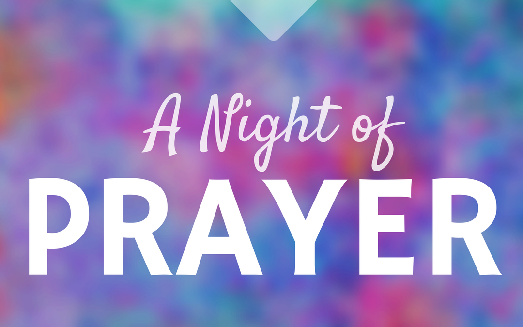 a night of prayer